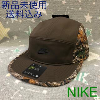 ナイキ(NIKE)のNIKE キャップ フリーサイズ 新品未使用(キャップ)