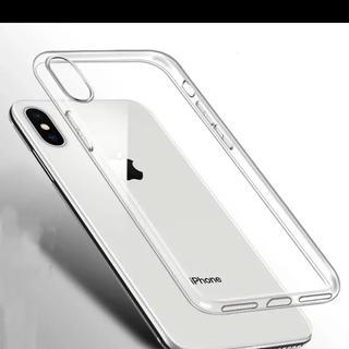 TPU素材のクリア(透明)iPhoneケース
