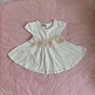 petit main - Tシャツ 80 女の子