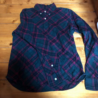ラルフローレン(Ralph Lauren)のRalph Lauren チェックシャツ 150(ブラウス)