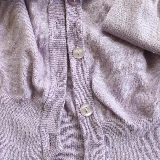 JENNI(ジェニィ)のカーディガン140 キッズ/ベビー/マタニティのキッズ服女の子用(90cm~)(カーディガン)の商品写真