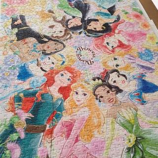 パズルデコレーション 1000ピース Disney(その他)