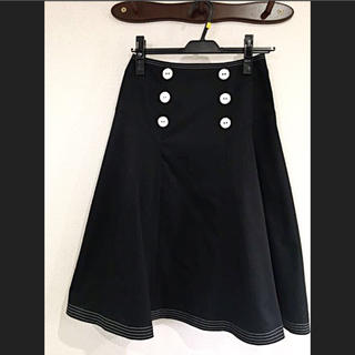 M'S GRACY - 【 今季モデル:新品未使用】M's GRACY フレアスカート