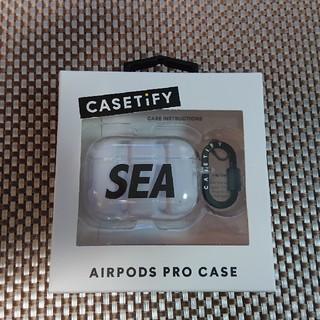 シー(SEA)のCASETiFY WDS SEA AirPods Pro Case(iPhoneケース)