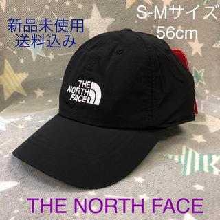 THE NORTH FACE - ノースフェイス キャップ ブラック S-Mサイズ  56cm 新品