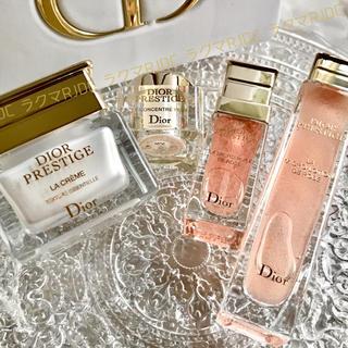 Dior - 【コフレ4セット✦32,376円相当】ユイルドローズ ローションドローズ