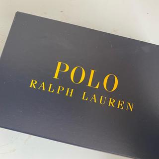 ポロラルフローレン(POLO RALPH LAUREN)のP-611SH35 ラルフローレン 名刺入れ(名刺入れ/定期入れ)