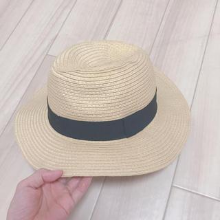 エルプラネット(ELLE PLANETE)の麦わら帽子 ハット (麦わら帽子/ストローハット)