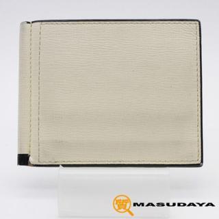 ヴァレクストラ(Valextra)のヴァレクストラマネークリップ財布(折り財布)