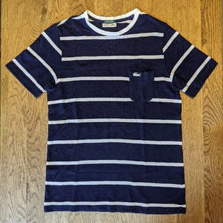 ラコステ(LACOSTE)のクルーネックTシャツ(Tシャツ/カットソー(半袖/袖なし))