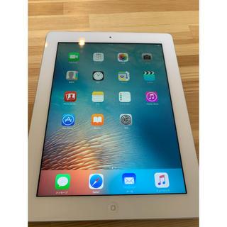 アップル(Apple)のiPad Retinaディスプレイ Wi-Fi+Cellular 16GB (タブレット)