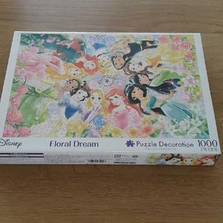 ディズニー(Disney)のパズルデコレーション 1000ピース Disneyプリンセス(その他)