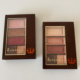 RIMMEL - リンメル ショコラスウィート アイズ 101 102 2点セット