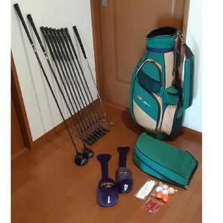 MIZUNO - レディース ゴルフクラブセット
