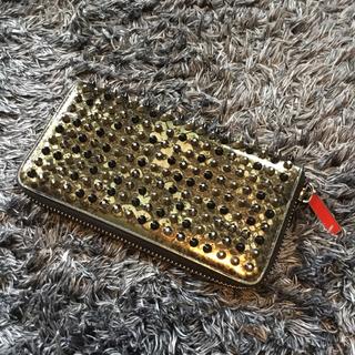 クリスチャンルブタン(Christian Louboutin)のクリスチャンルブタン カモフラ長財布 (長財布)