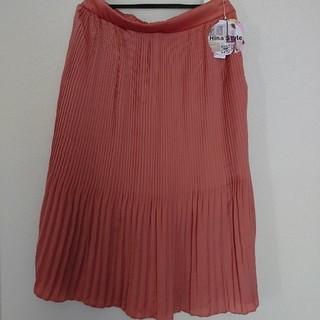シマムラ(しまむら)の大きいサイズ スカート(ロングスカート)