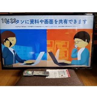 パナソニック(Panasonic)のパナソニック ビエラ TH39-A300 壁掛け金具セット(テレビ)
