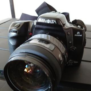 コニカミノルタ(KONICA MINOLTA)のミノルタフィルムカメラ(フィルムカメラ)