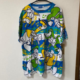 Disney - ディズニーリゾート ドナルドTシャツ 3L