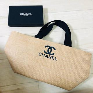 シャネル(CHANEL)のCHANEL ノベルティ  トートバッグ  小(トートバッグ)