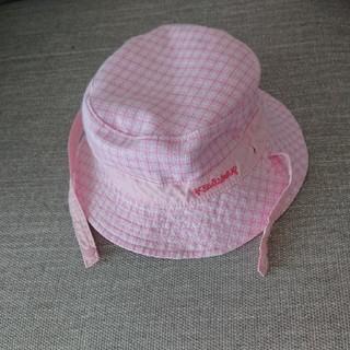 クレードスコープ(kladskap)のクレードスコープ  リバーシブル  帽子(帽子)