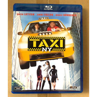 TAXI NY Blu-ray リュック・ベッソン(外国映画)