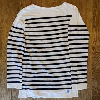 オーシバル(ORCIVAL)のラッセルフレンチセーラーTシャツ(Tシャツ/カットソー(七分/長袖))