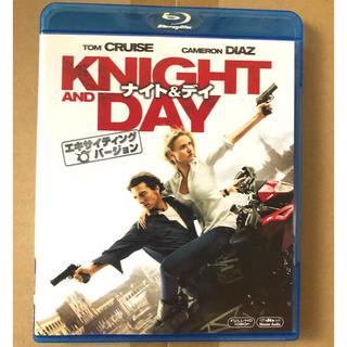 ナイト&デイ エキサイティングバージョン Blu-ray + DVD(外国映画)