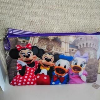 ディズニー(Disney)のディズニー実写柄ペンケース(ペンケース/筆箱)