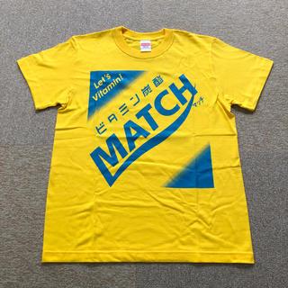 オオツカセイヤク(大塚製薬)のビタミン炭酸 マッチ Tシャツ S(Tシャツ/カットソー(半袖/袖なし))