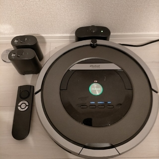 アイロボット(iRobot)のルンバ 870 中古品(掃除機)