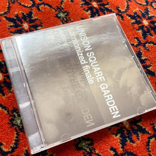 UNISON SQUARE GARDEN - harmonized finale(初回限定盤)