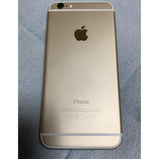 iPhone - iPhone 6 Gold 16 GB Softbank