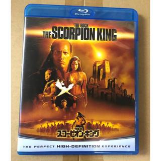 スコーピオン・キング Blu-ray + DVD ザ・ロック(外国映画)