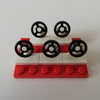 レゴ(Lego)のレゴ クルマのハンドル 5個セット(その他)