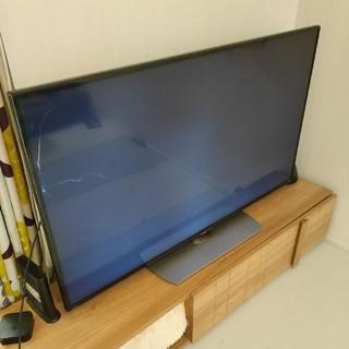 アクオス(AQUOS)のSHARP AQUOS 55インチ ジャンク品(テレビ)