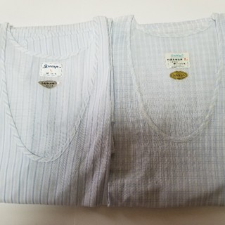 【訳あり】メンズ 半袖Tシャツ アンダーウェア 2枚(その他)