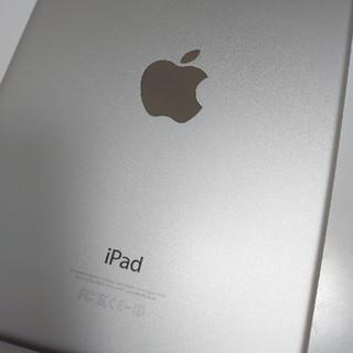 iPad ME814JA/A シルバー au A1490(タブレット)