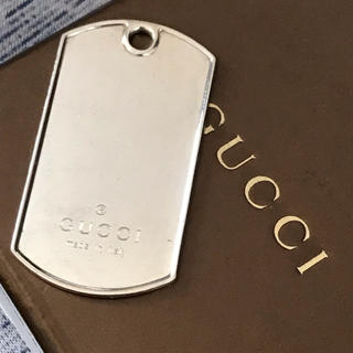 グッチ(Gucci)のGUCCIペンダントトップ  ネックレストップ。・:+°お値下げ価格(ネックレス)