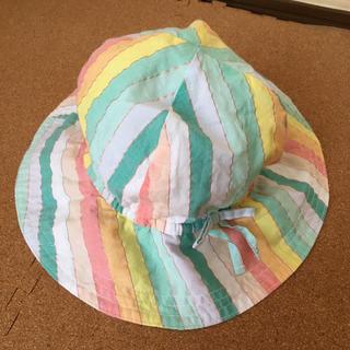ベビーギャップ(babyGAP)のベビーギャップ 女の子 帽子 18〜24ヶ月(帽子)