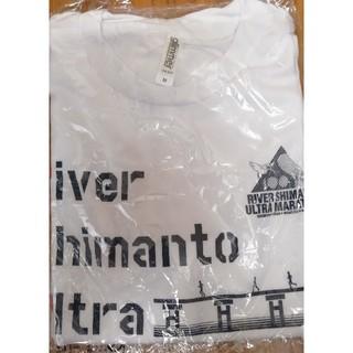 四万十川ウルトラマラソン Tシャツ Mサイズ(ウェア)