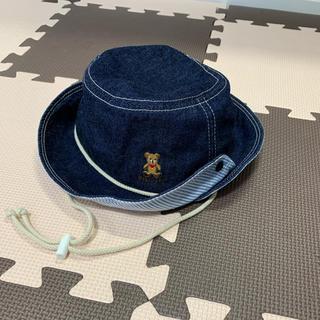 ミキハウス(mikihouse)のミキハウス 帽子 52(帽子)