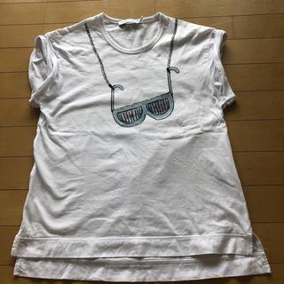 シーバイクロエ(SEE BY CHLOE)のsee by Chloe シーバイクロエ トップス Tシャツ 38 M m(Tシャツ(半袖/袖なし))