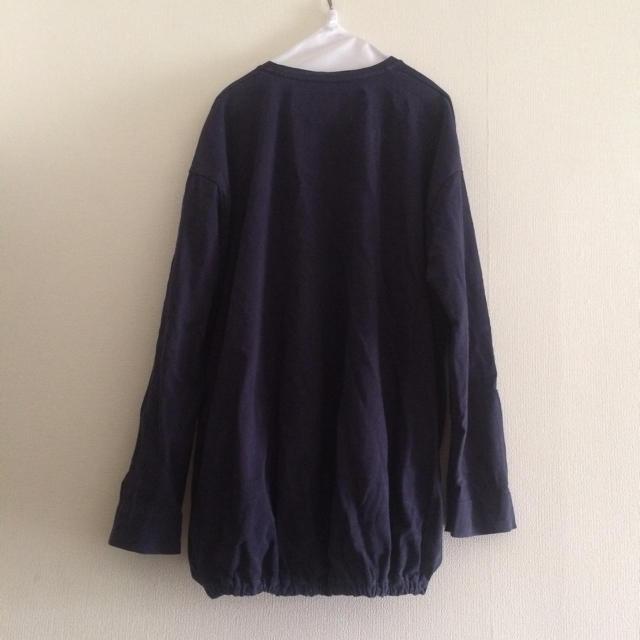 Dulcamara(ドゥルカマラ)のDulcamara   バルーンロンT メンズのトップス(Tシャツ/カットソー(七分/長袖))の商品写真