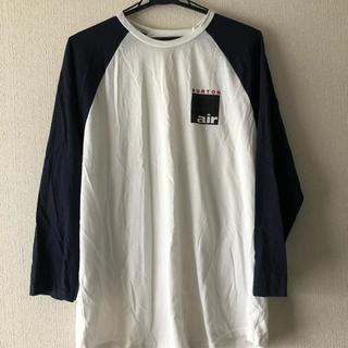 バートン(BURTON)のラグラン バートン Burton(Tシャツ/カットソー(七分/長袖))