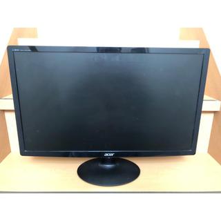 Acer - 送料込 acer s240hl 24インチモニター FullHD