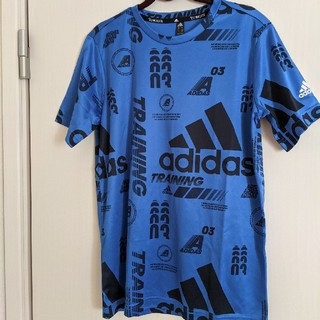 アディダス(adidas)の新品タグ付きアディダスCLIMALITE160(Tシャツ/カットソー)