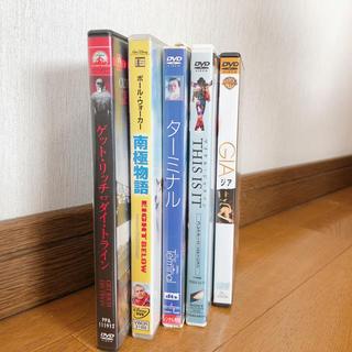 【ヒューマン映画】DVD6本セット(外国映画)