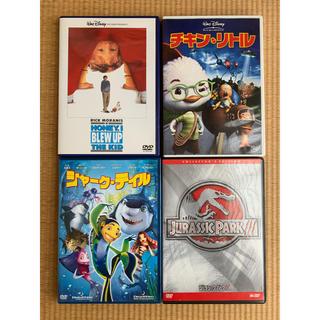 DVD 合計4作品(外国映画)