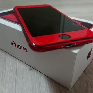 【赤目猫様用6】iPhoneSE2  RED 64GB SIMフリー(スマートフォン本体)